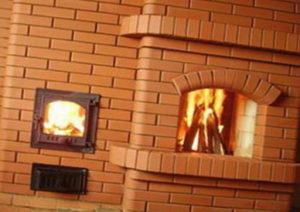 kirpichnaya pech dlya otopleniya 300x212 Кирпичная печь для отопления или металлическая? Обмозгуем не спеша